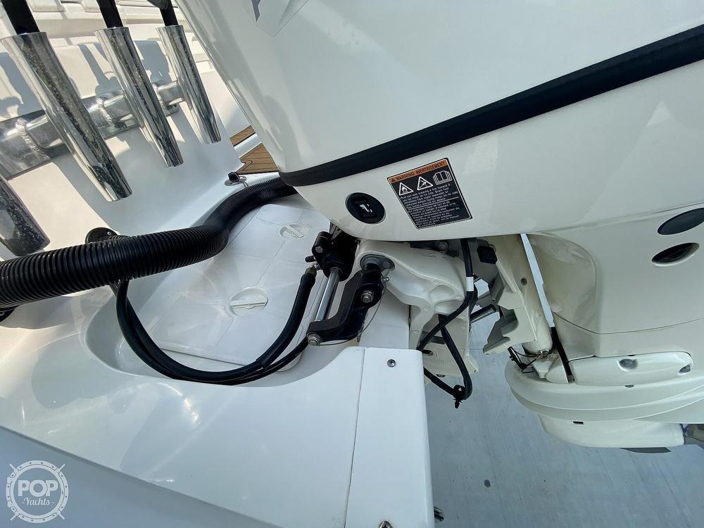 2018 Twin Vee boat for sale, model of the boat is OceanCat 260 GF & Image # 19 of 40