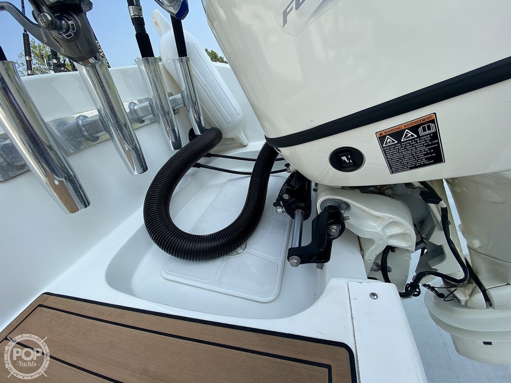 2018 Twin Vee boat for sale, model of the boat is OceanCat 260 GF & Image # 20 of 40