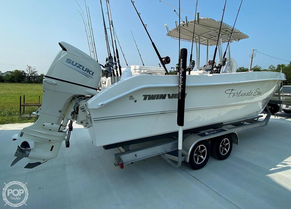 2018 Twin Vee boat for sale, model of the boat is OceanCat 260 GF & Image # 23 of 40