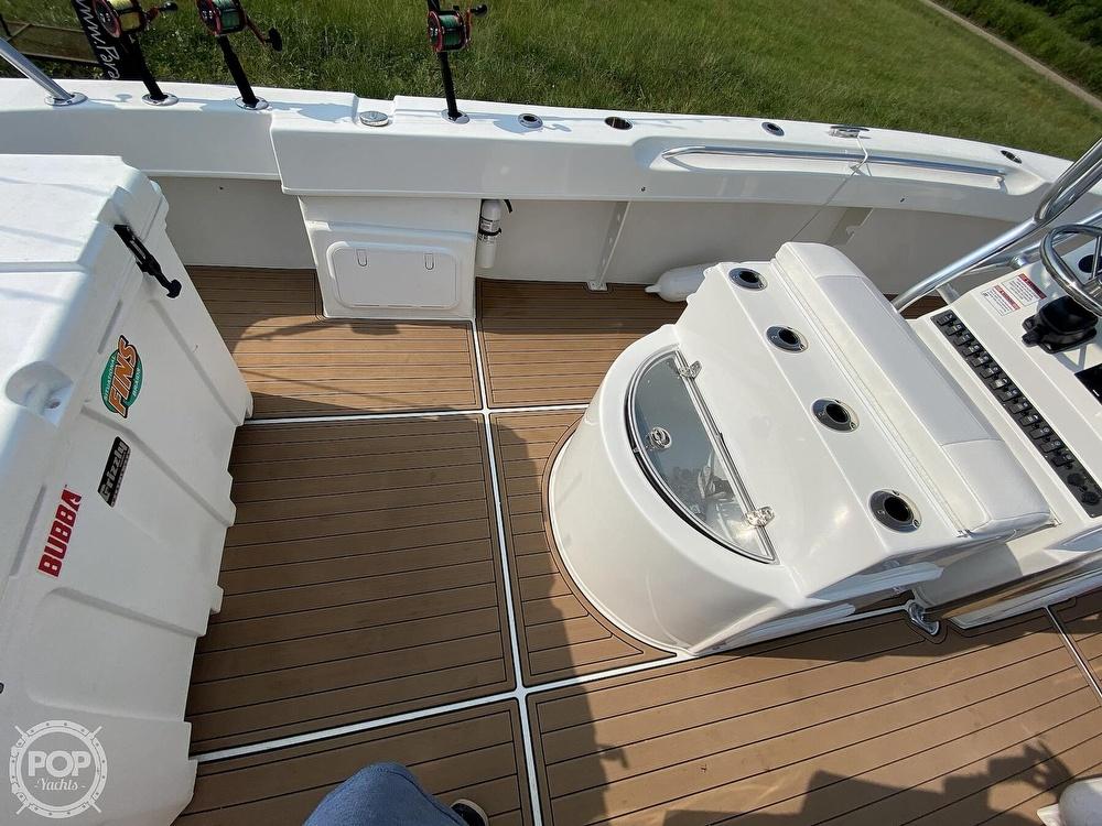 2018 Twin Vee boat for sale, model of the boat is OceanCat 260 GF & Image # 28 of 40