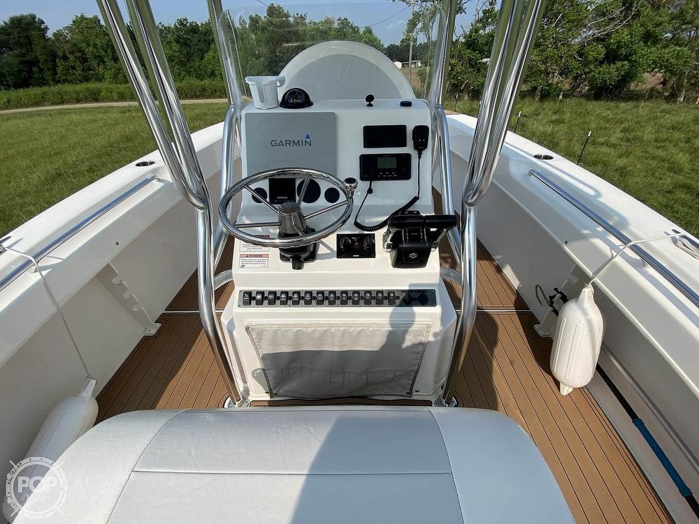 2018 Twin Vee boat for sale, model of the boat is OceanCat 260 GF & Image # 29 of 40