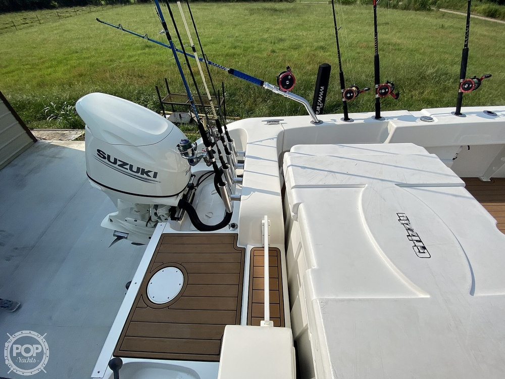 2018 Twin Vee boat for sale, model of the boat is OceanCat 260 GF & Image # 32 of 40