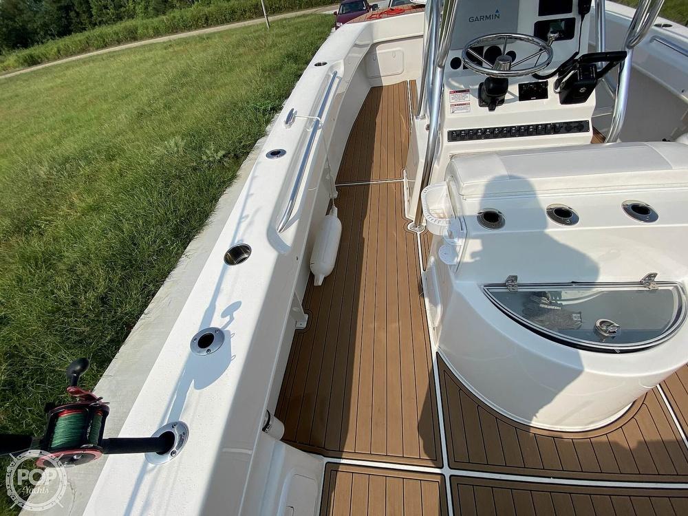 2018 Twin Vee boat for sale, model of the boat is OceanCat 260 GF & Image # 33 of 40