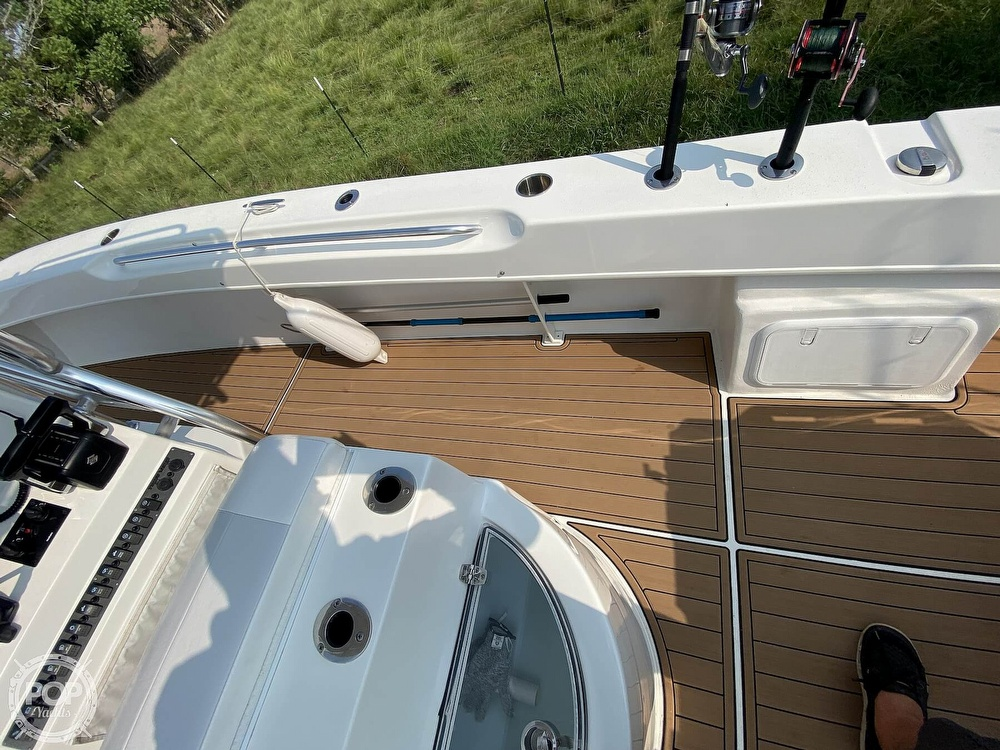 2018 Twin Vee boat for sale, model of the boat is OceanCat 260 GF & Image # 34 of 40