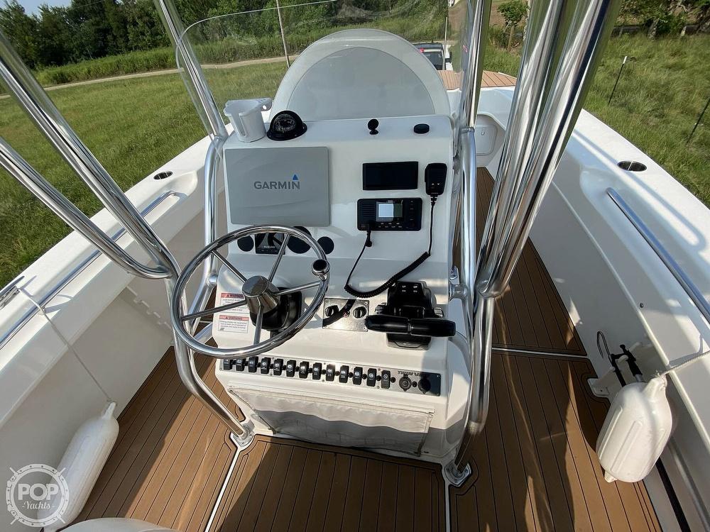 2018 Twin Vee boat for sale, model of the boat is OceanCat 260 GF & Image # 37 of 40