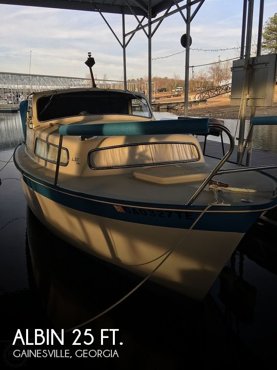 Used Albin Boats For Sale by owner | 1978 Albin 25 Ft.