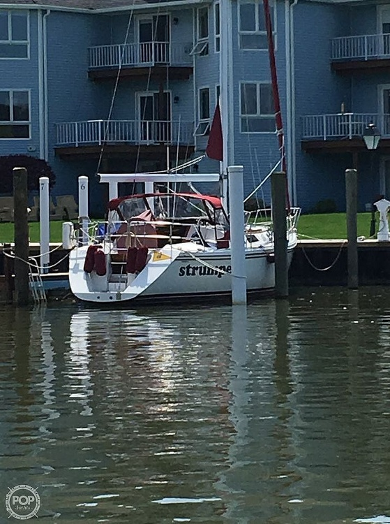 1989 Catalina Yachts boat for sale, model of the boat is 42 Wing Keel & Image # 3 of 40