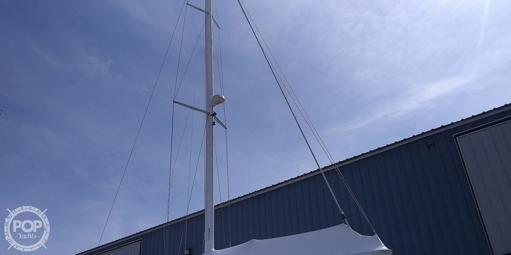1989 Catalina Yachts boat for sale, model of the boat is 42 Wing Keel & Image # 12 of 40