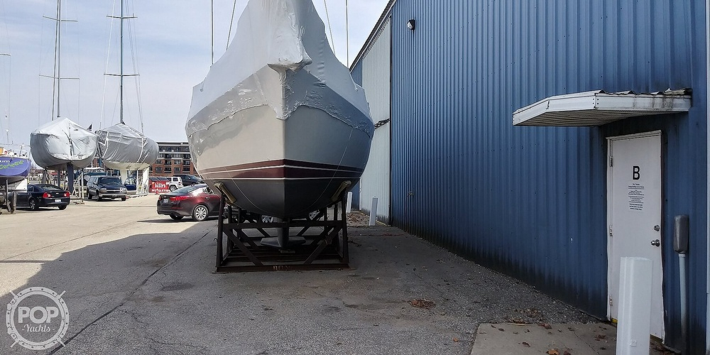 1989 Catalina Yachts boat for sale, model of the boat is 42 Wing Keel & Image # 14 of 40