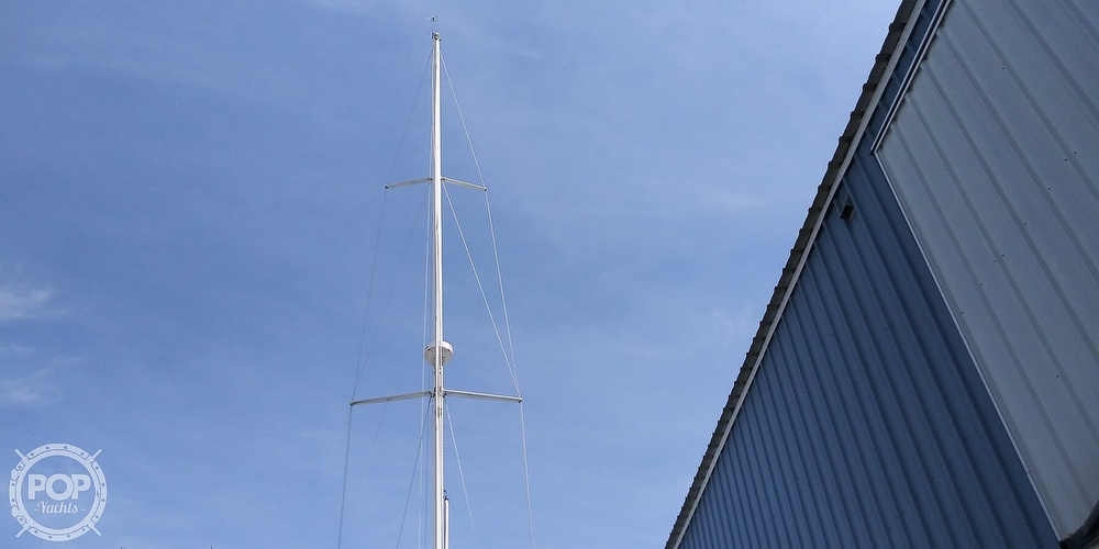1989 Catalina Yachts boat for sale, model of the boat is 42 Wing Keel & Image # 16 of 40