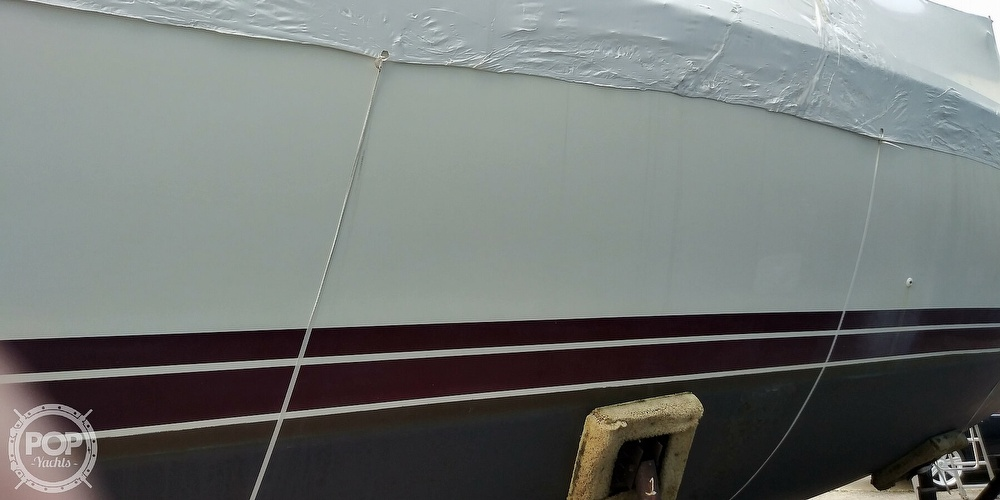 1989 Catalina Yachts boat for sale, model of the boat is 42 Wing Keel & Image # 22 of 40