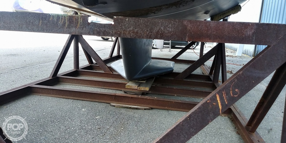 1989 Catalina Yachts boat for sale, model of the boat is 42 Wing Keel & Image # 27 of 40