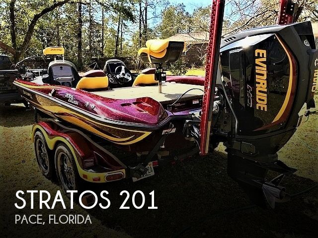 Used Stratos Boats For Sale by owner | 2016 Stratos 201 Xl Evolution