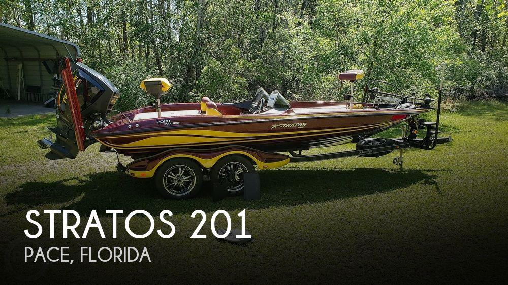 2016 Stratos boat for sale, model of the boat is 201 XL Evolution & Image # 1 of 40