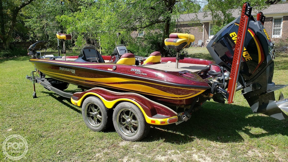 2016 Stratos boat for sale, model of the boat is 201 XL Evolution & Image # 2 of 40