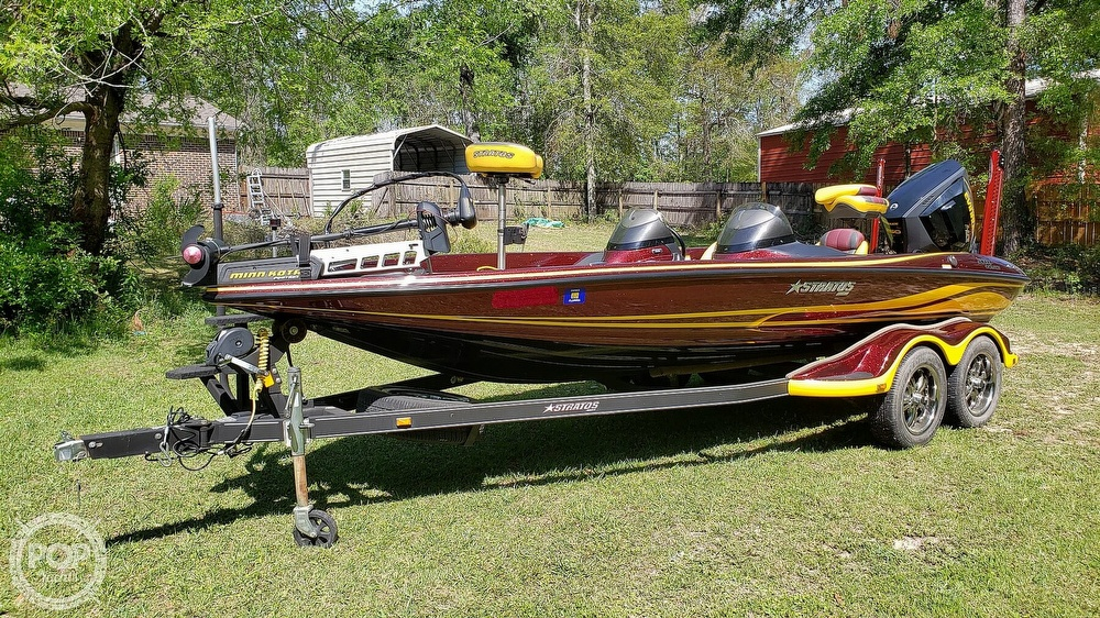 2016 Stratos boat for sale, model of the boat is 201 XL Evolution & Image # 13 of 40