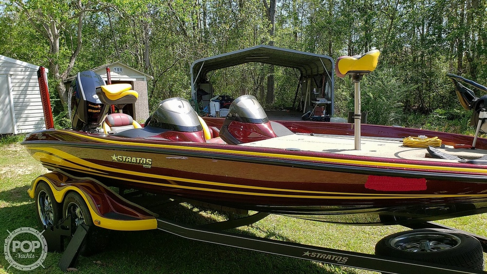 2016 Stratos boat for sale, model of the boat is 201 XL Evolution & Image # 9 of 40