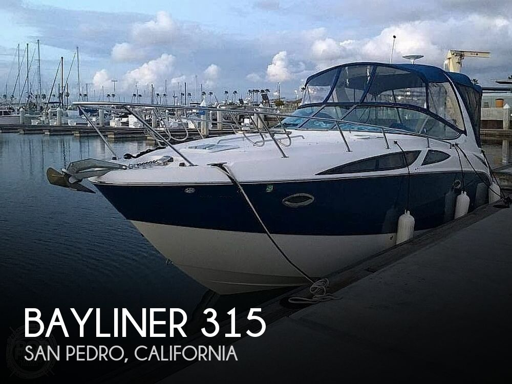 Used Bayliner Boats For Sale in California by owner | 2011 Bayliner 315 Cruiser