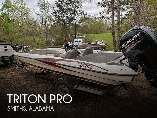 Used Ski Boats For Sale in Columbus, Georgia by owner | 2014 18 foot Triton Pro