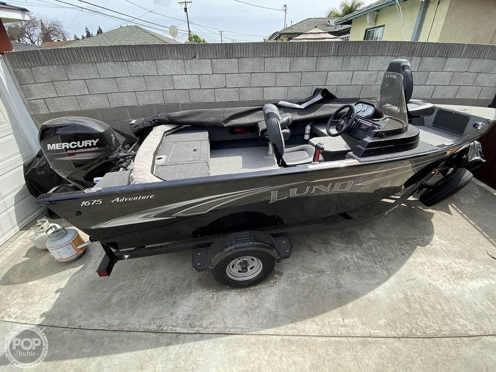 2019 Lund boat for sale, model of the boat is 1675 Adventure SS & Image # 6 of 41