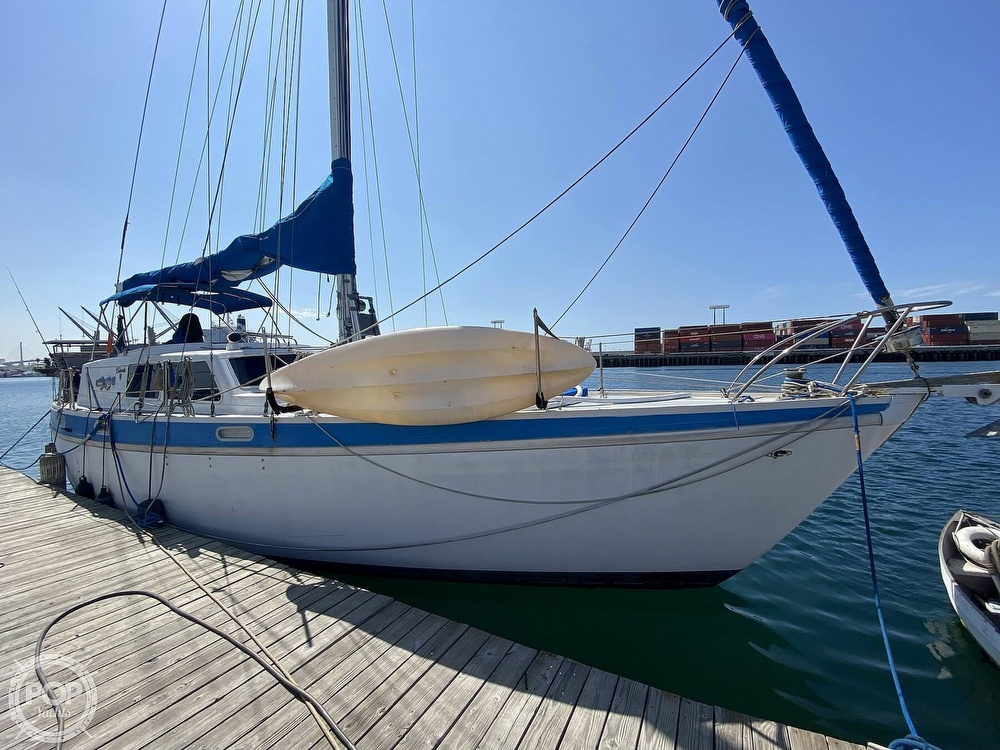 1972 Columbia boat for sale, model of the boat is 45 & Image # 2 of 40