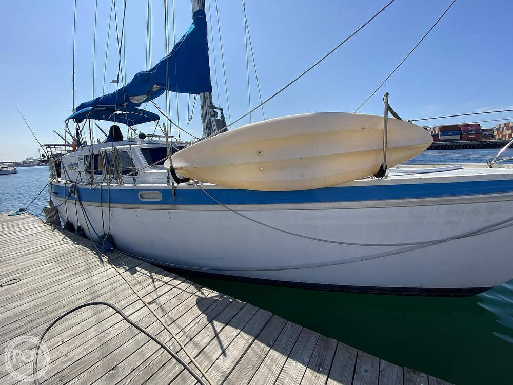 1972 Columbia boat for sale, model of the boat is 45 & Image # 5 of 40