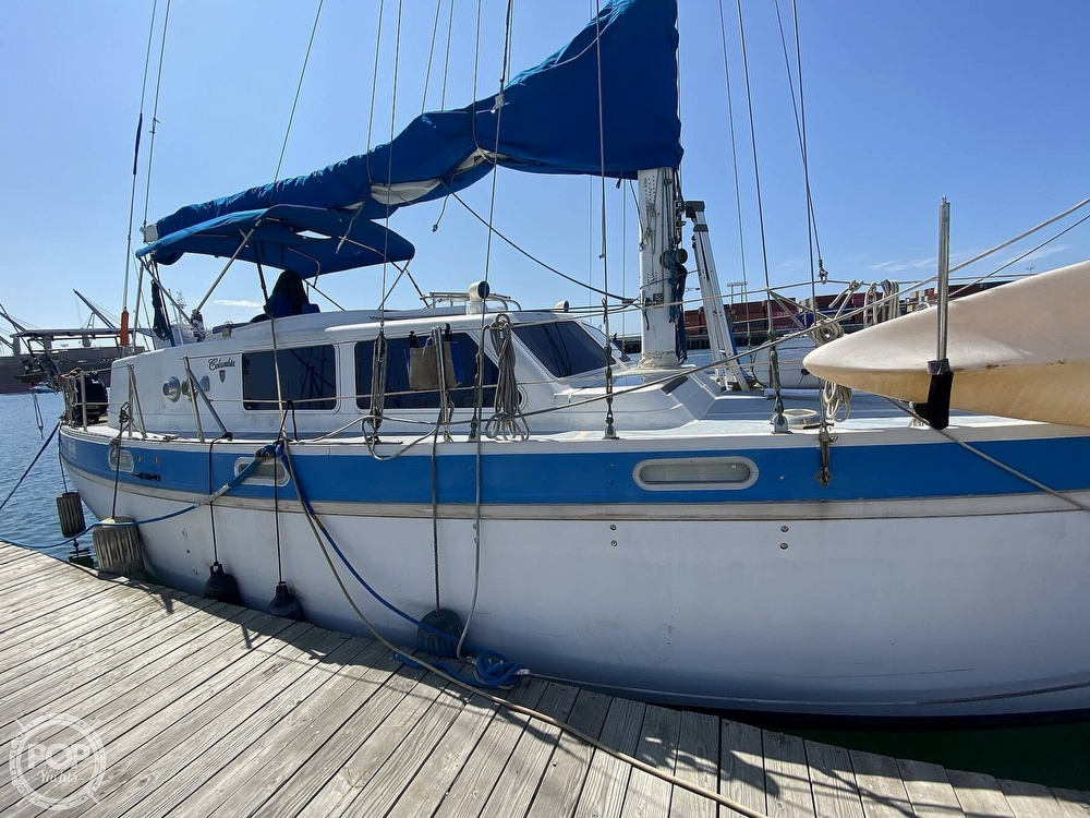 1972 Columbia boat for sale, model of the boat is 45 & Image # 7 of 40