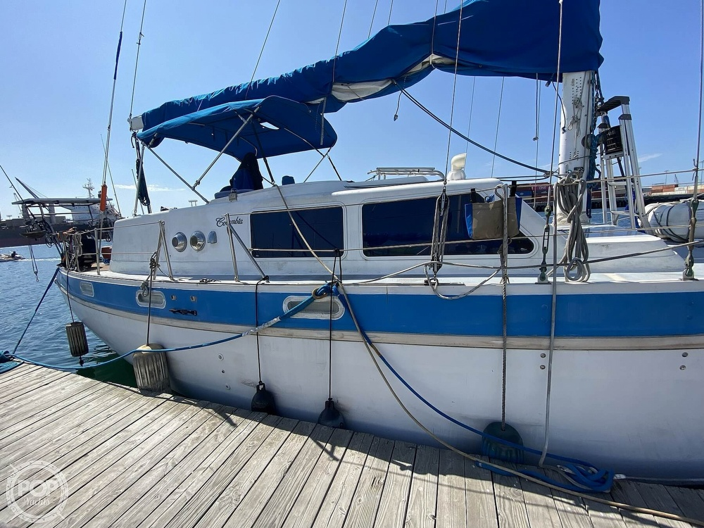 1972 Columbia boat for sale, model of the boat is 45 & Image # 8 of 40