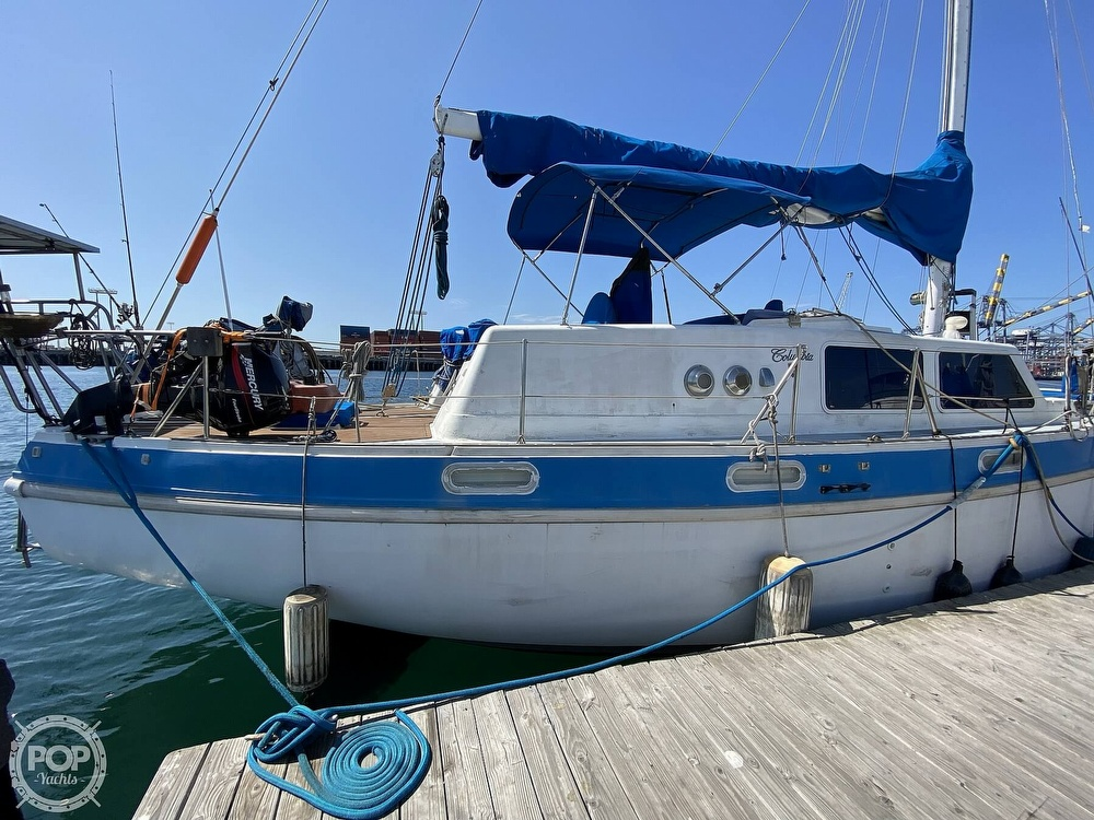 1972 Columbia boat for sale, model of the boat is 45 & Image # 9 of 40