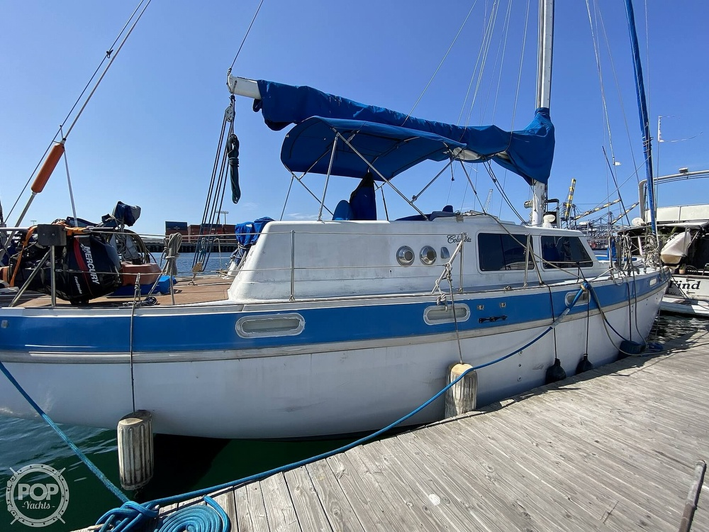 1972 Columbia boat for sale, model of the boat is 45 & Image # 10 of 40