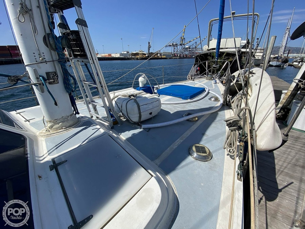 1972 Columbia boat for sale, model of the boat is 45 & Image # 11 of 40
