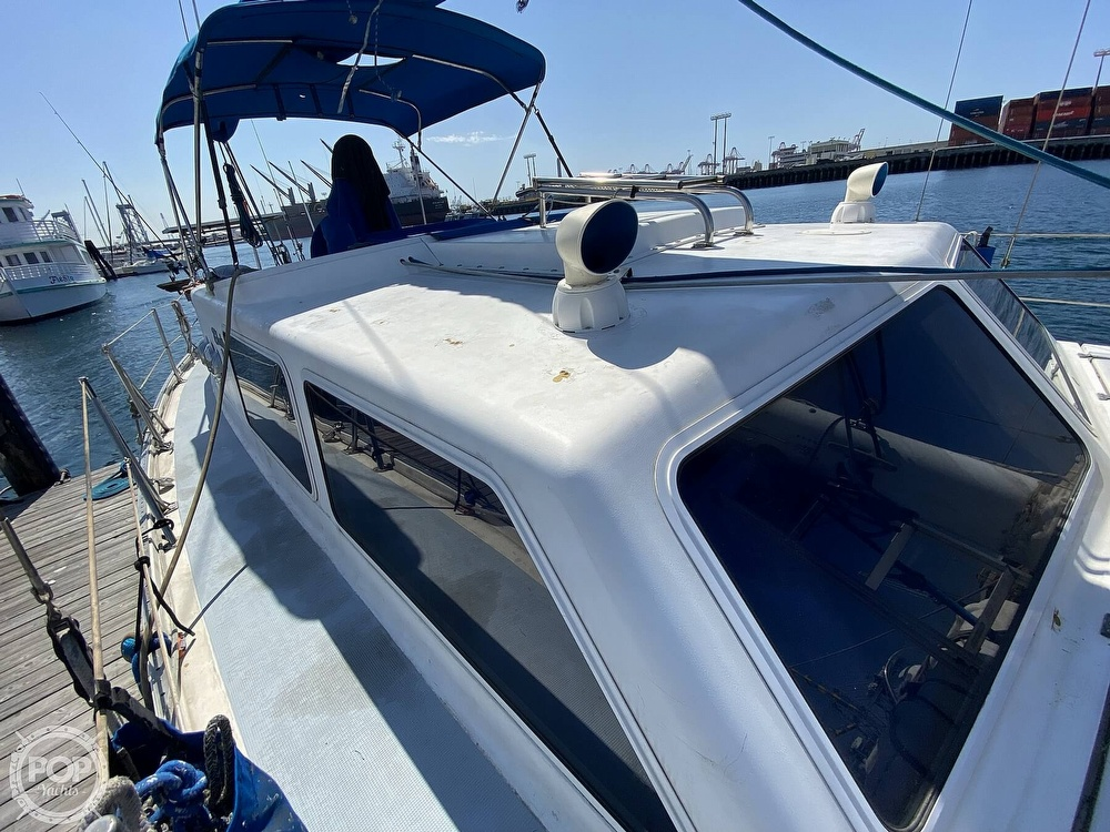 1972 Columbia boat for sale, model of the boat is 45 & Image # 12 of 40
