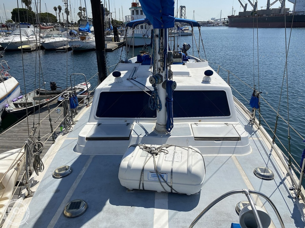1972 Columbia boat for sale, model of the boat is 45 & Image # 20 of 40