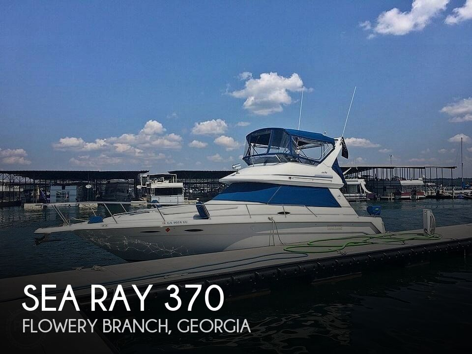 Used Sea Ray Boats For Sale in Georgia by owner | 1991 Sea Ray 370 Sedan Bridge