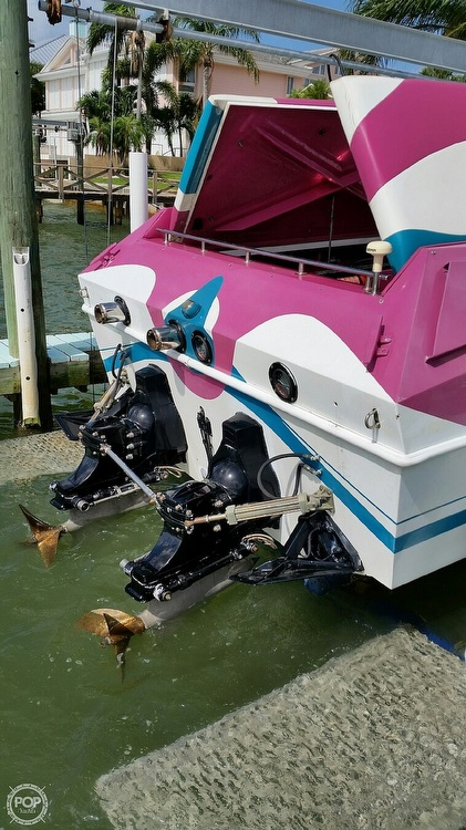 1989 Cougar boat for sale, model of the boat is US-1-38 & Image # 4 of 41