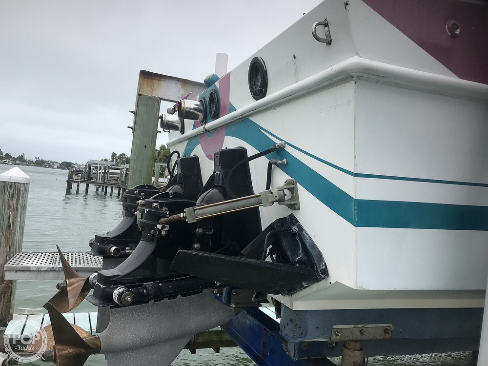 1989 Cougar boat for sale, model of the boat is US-1-38 & Image # 11 of 41