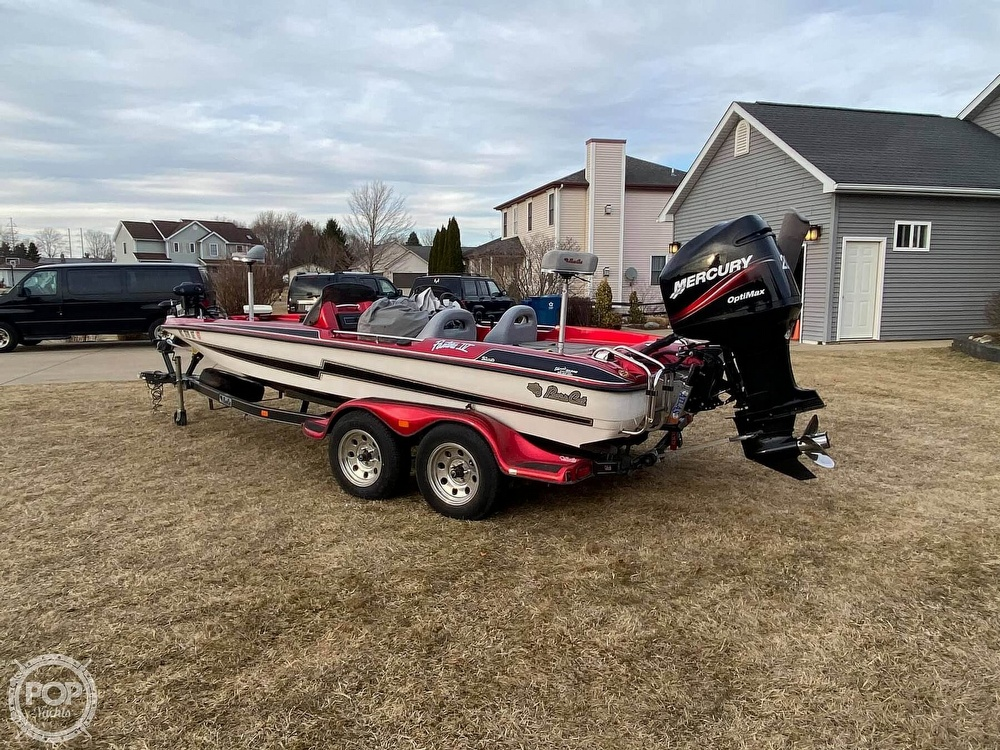 2005 Bass Cat Boats boat for sale, model of the boat is Pantera IV & Image # 3 of 40