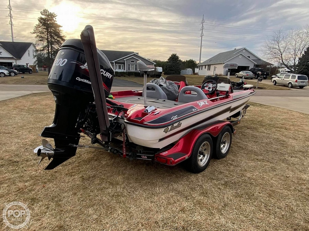 2005 Bass Cat Boats boat for sale, model of the boat is Pantera IV & Image # 6 of 40