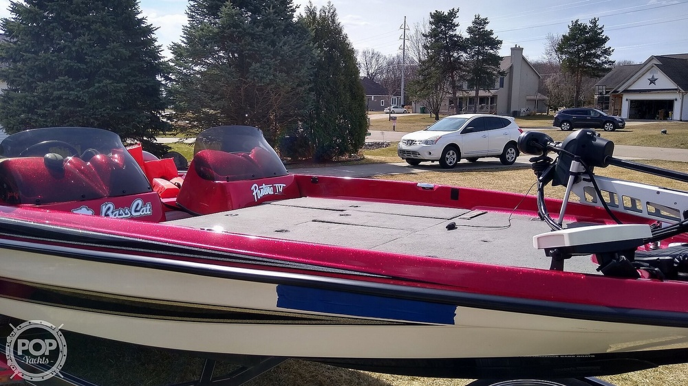 2005 Bass Cat Boats boat for sale, model of the boat is Pantera IV & Image # 9 of 40