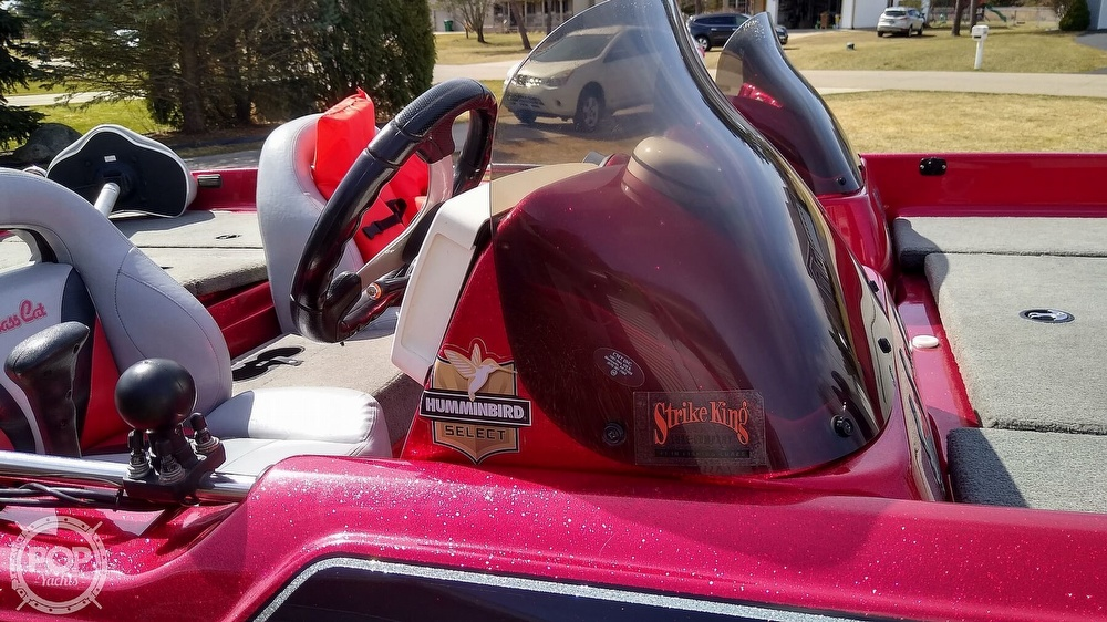 2005 Bass Cat Boats boat for sale, model of the boat is Pantera IV & Image # 13 of 40
