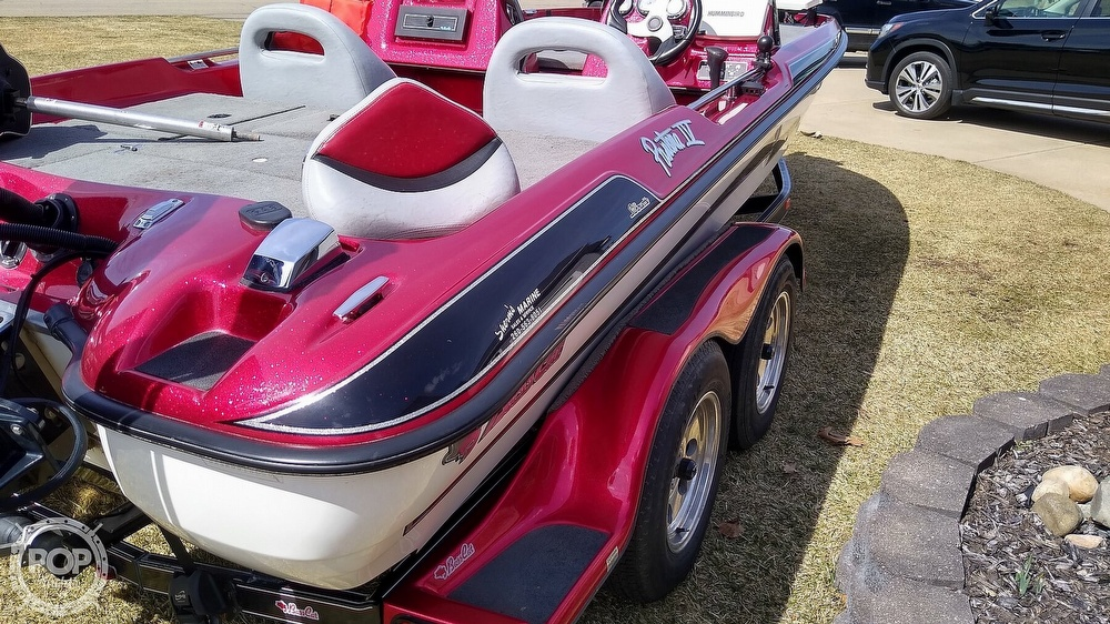 2005 Bass Cat Boats boat for sale, model of the boat is Pantera IV & Image # 18 of 40