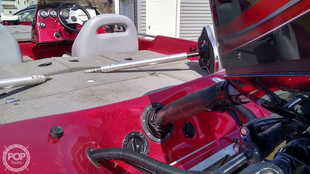 2005 Bass Cat Boats boat for sale, model of the boat is Pantera IV & Image # 30 of 40