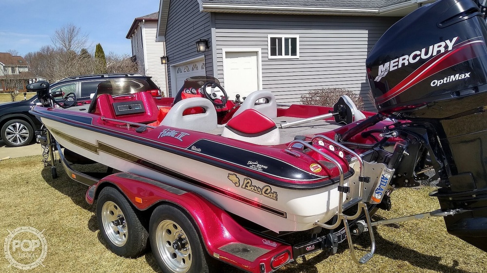 2005 Bass Cat Boats boat for sale, model of the boat is Pantera IV & Image # 32 of 40