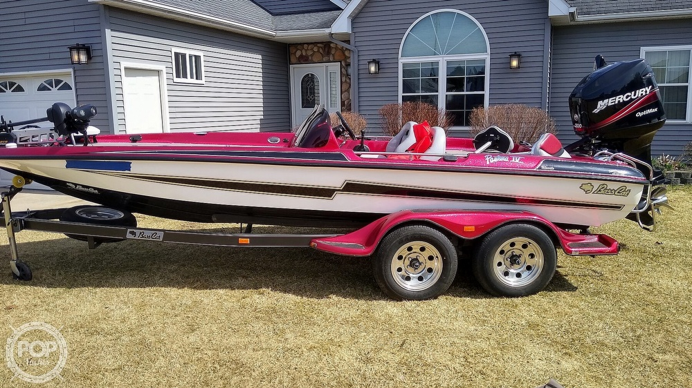 2005 Bass Cat Boats boat for sale, model of the boat is Pantera IV & Image # 34 of 40