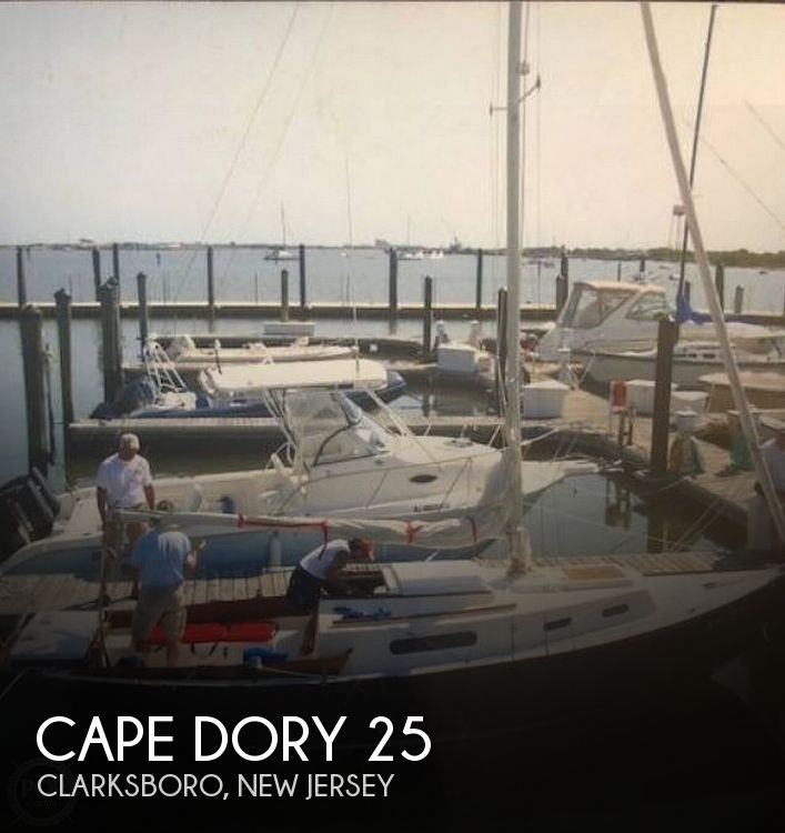 Used CAPE DORY Boats For Sale by owner | 1976 Cape Dory 25'