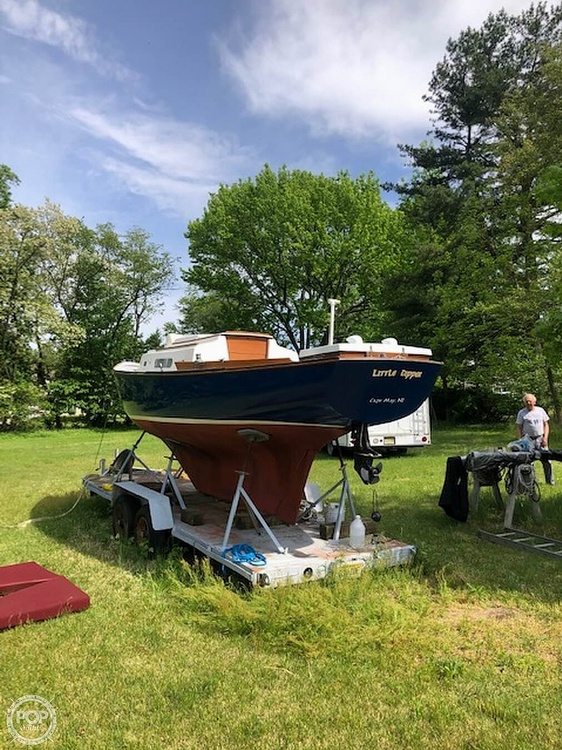 1976 Cape Dory boat for sale, model of the boat is 25 & Image # 4 of 14
