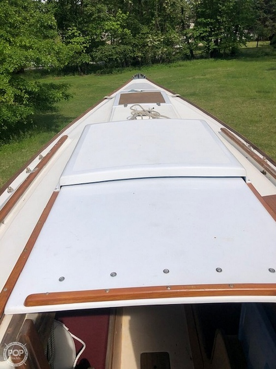 1976 Cape Dory boat for sale, model of the boat is 25 & Image # 6 of 14