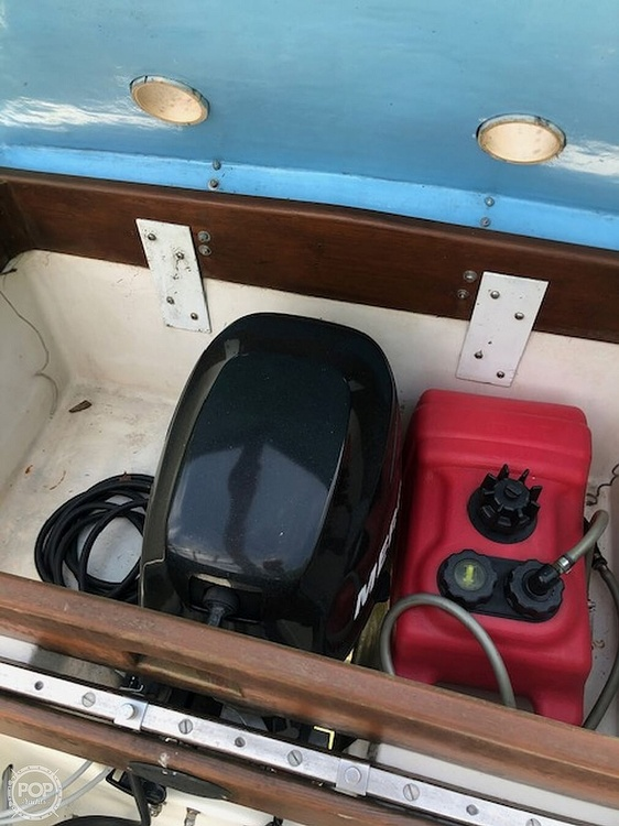 1976 Cape Dory boat for sale, model of the boat is 25 & Image # 9 of 14