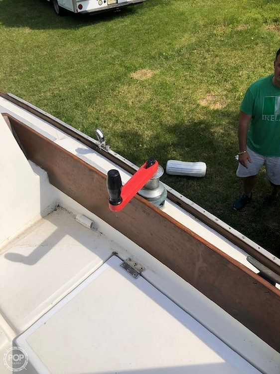 1976 Cape Dory boat for sale, model of the boat is 25 & Image # 10 of 14