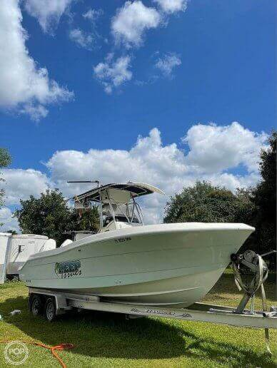 Hydra-Sports Vectra 24CC, 24, for sale - $88,900